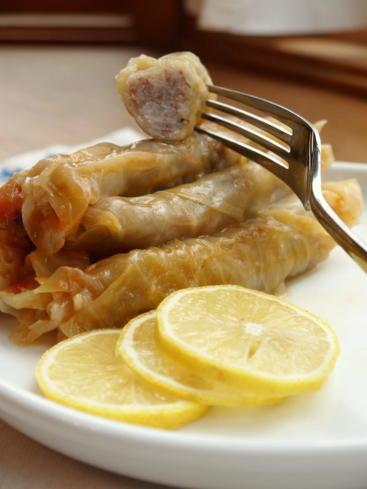 Mahshi malfouf stuffed cabbage rolls recipe of the day forumfinder Gallery