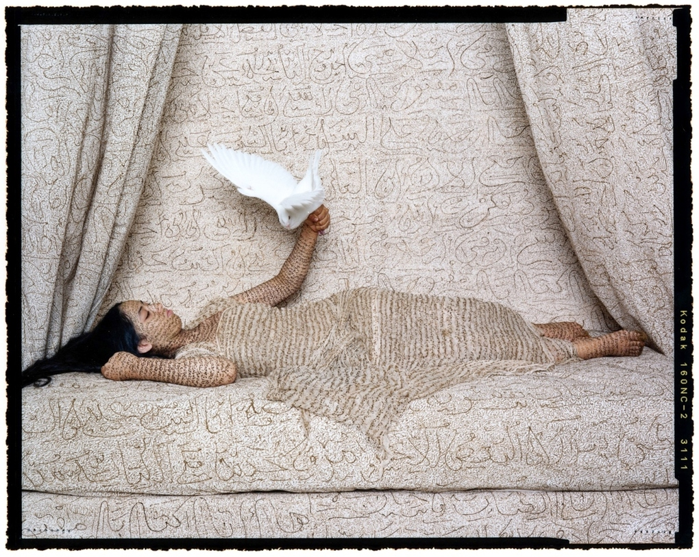 lalla essaydi contact Lalla essaydi's powerful photographs celebrate the female gaze a traveling survey of work by the buzzworthy moroccan-born talent merges islamic culture with.