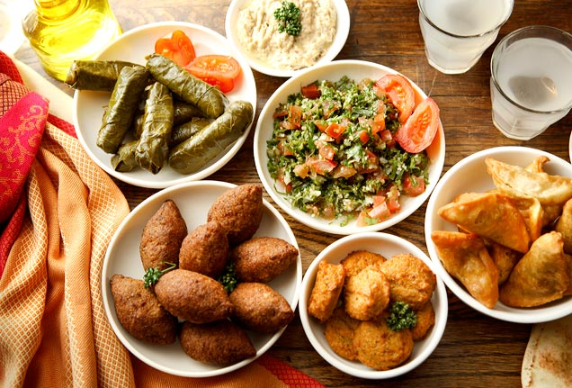 Enjoy authentic lebanese cuisine at the 31st annual for Authentic lebanese cuisine