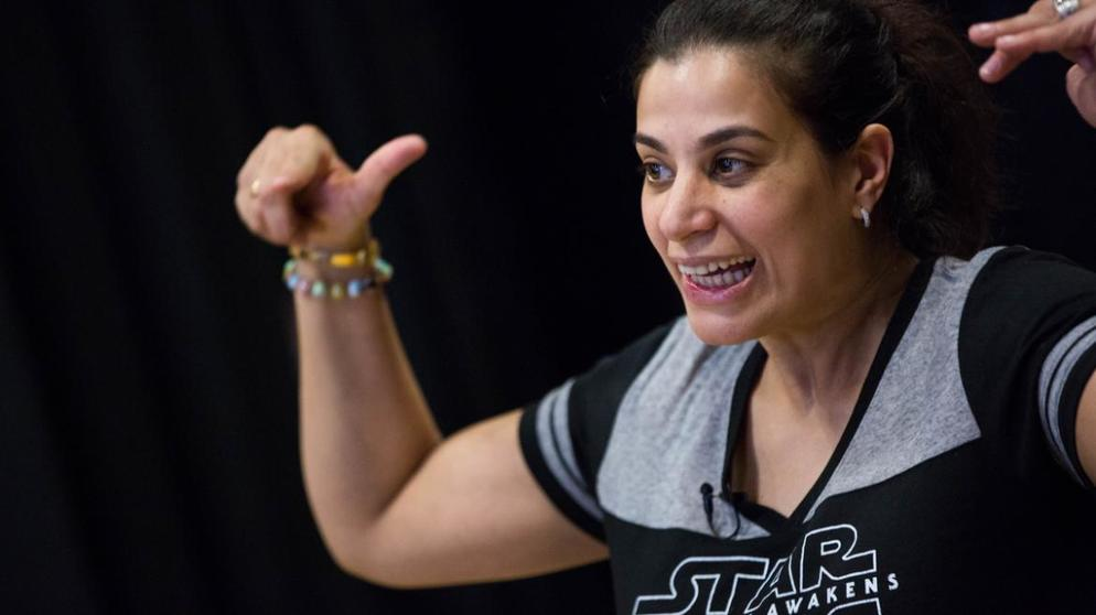 the maysoon zayid reflection paper at the university of colorado boulder
