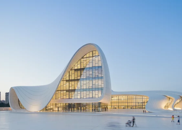 Zaha Hadid's 10 best buildings in pictures - Post - Arab ...