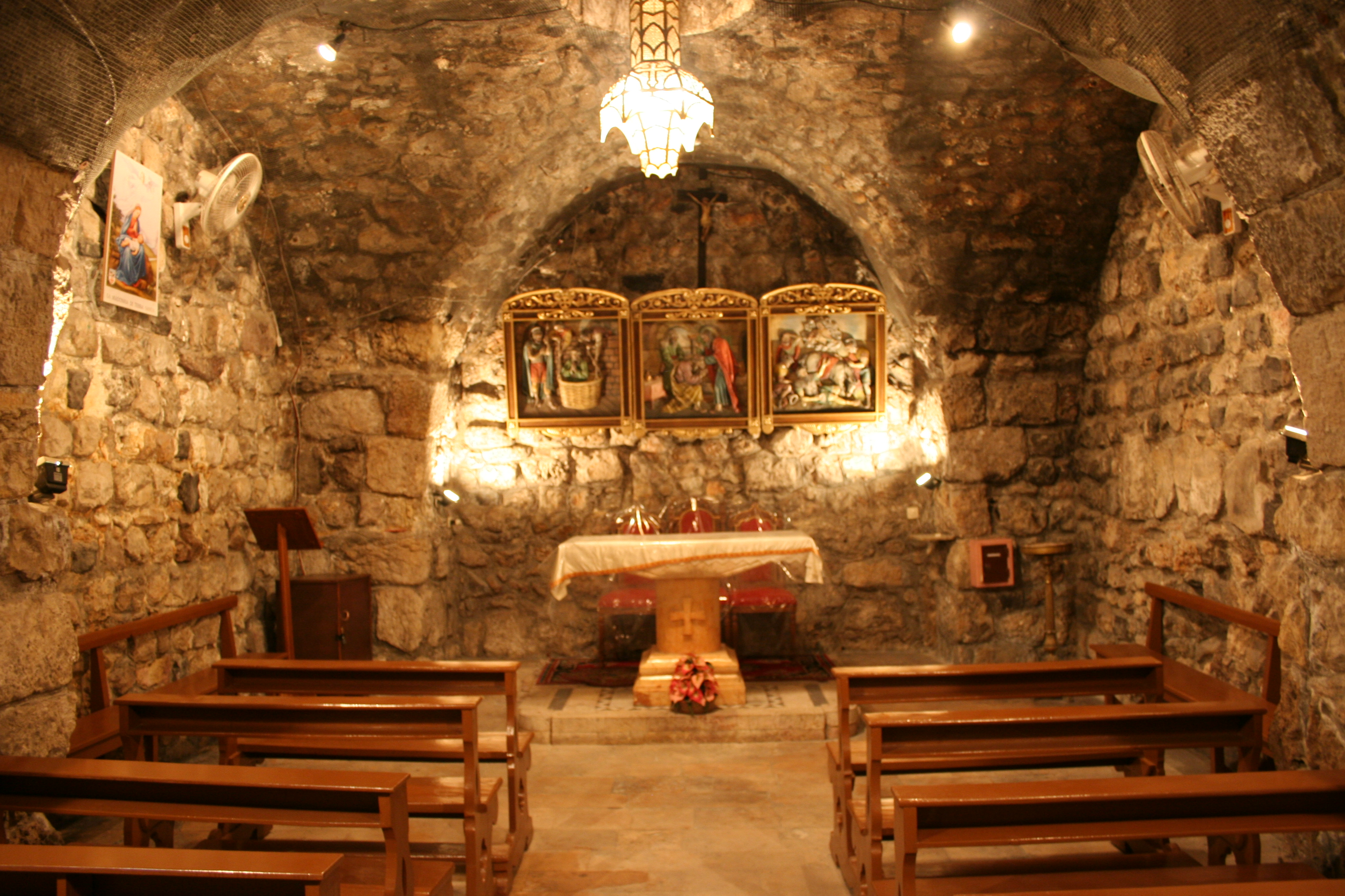 Exploring the christian sites in damascus for The damascus house
