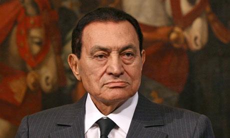 Risultati immagini per Hosni Mubarak